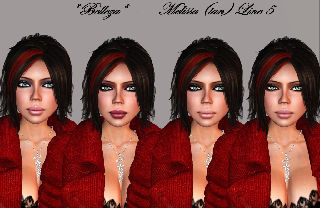 Belleza - Melissa (line 5)