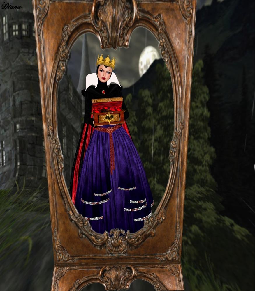 Diana ft.*Belleza*at Fairy Tales (3/4)