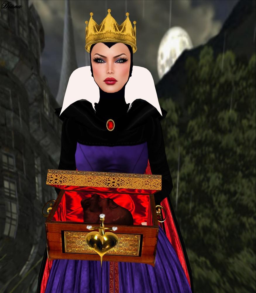 Diana ft.*Belleza*at Fairy Tales (4/4)