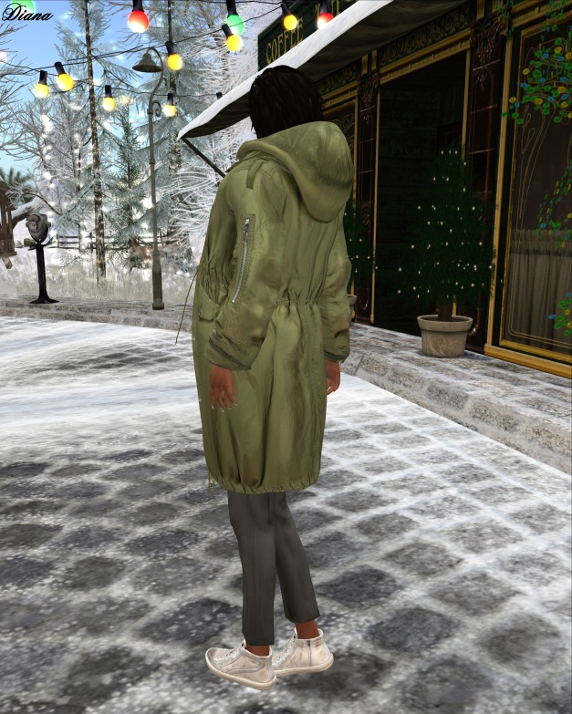 Coco - MilitaryParka and TaperedPants-2
