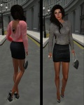 G&D - Dress Mesh Kelly Holiday-2