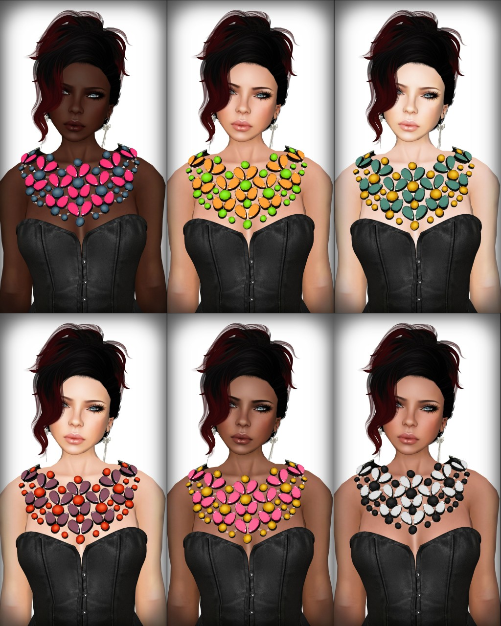 Glam Affair - Amberly all skintones