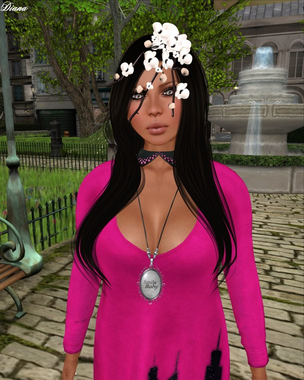 Apple May Designs - Roxanne (Hot Pink)-2