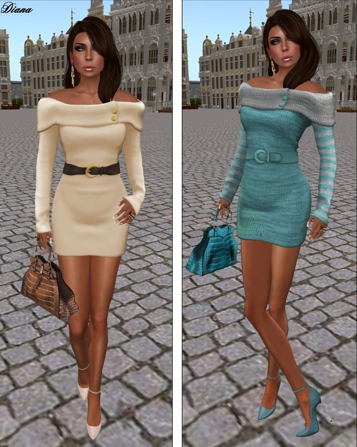 coldLogic - dress jones and lovern