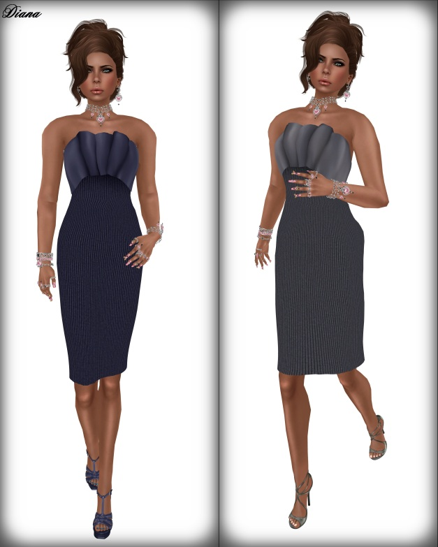 GizzA - Karenina Cocktail Dress