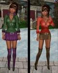 K-Code - Vanessa 1 and 2