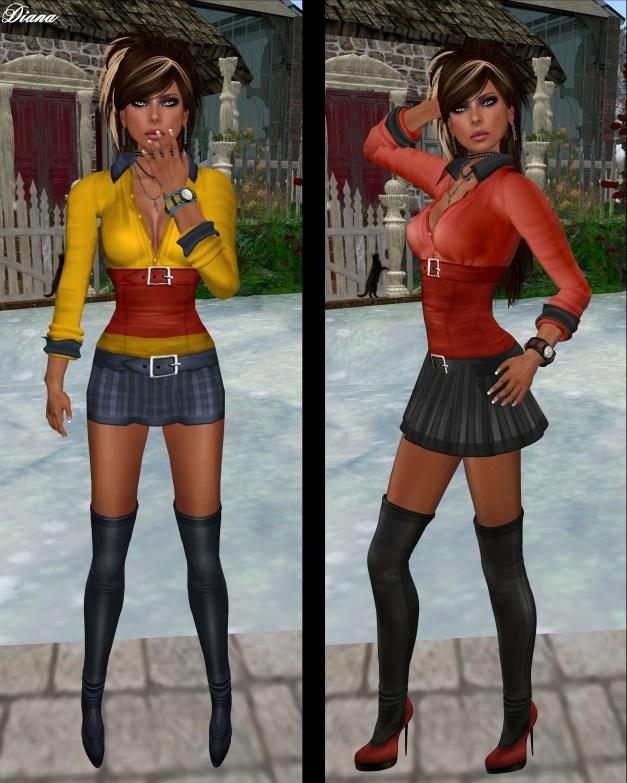 K-Code - Vanessa 5 and 7
