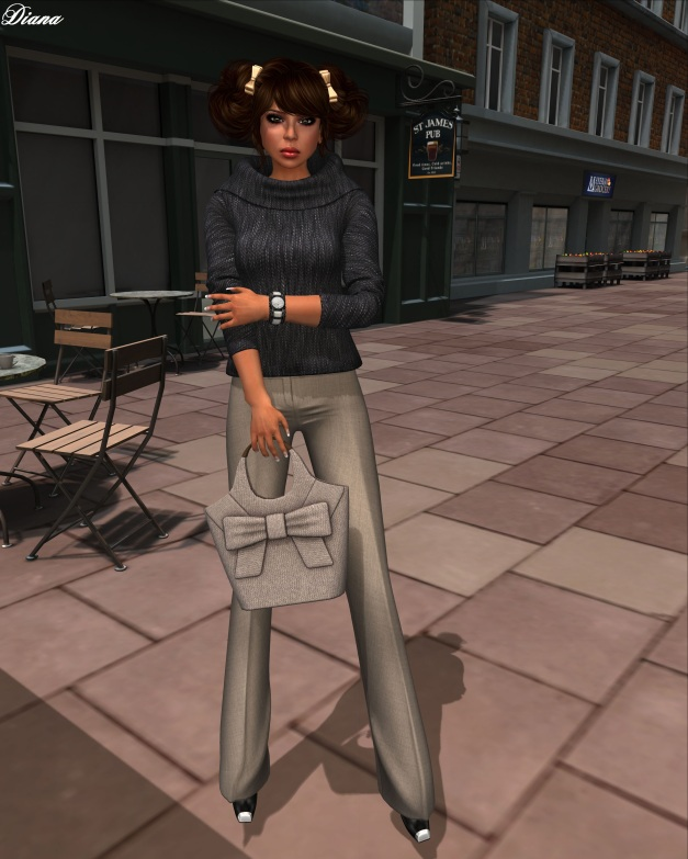 !Rebel Hope - Charlie Mesh Pants and Sweater-1