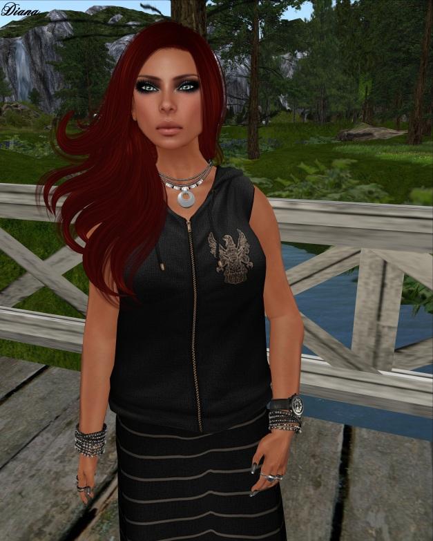 erratic - Carly hoodie-skirt (crest)-2