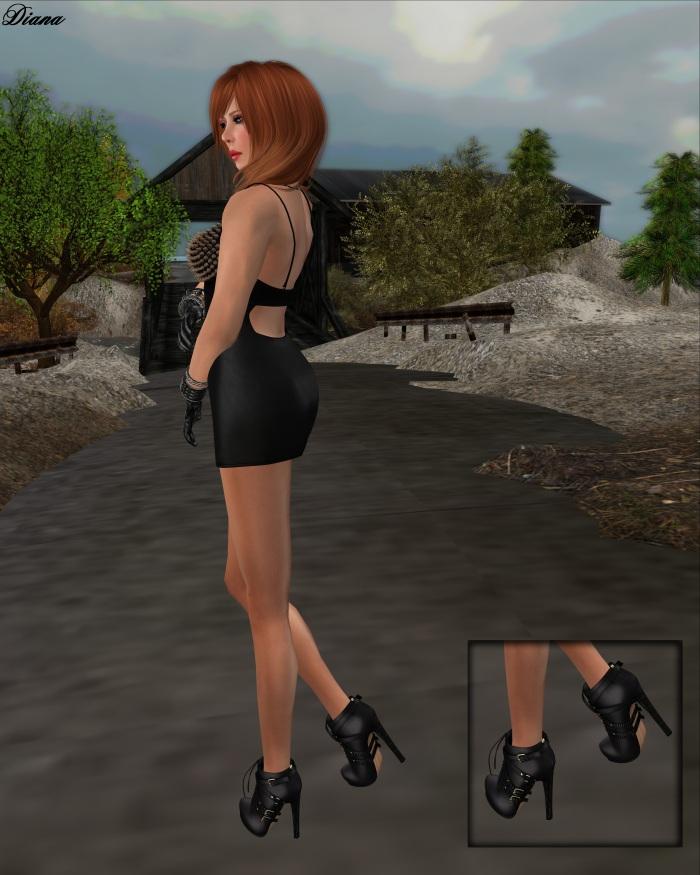 G&D Dress Mesh Jenna-2