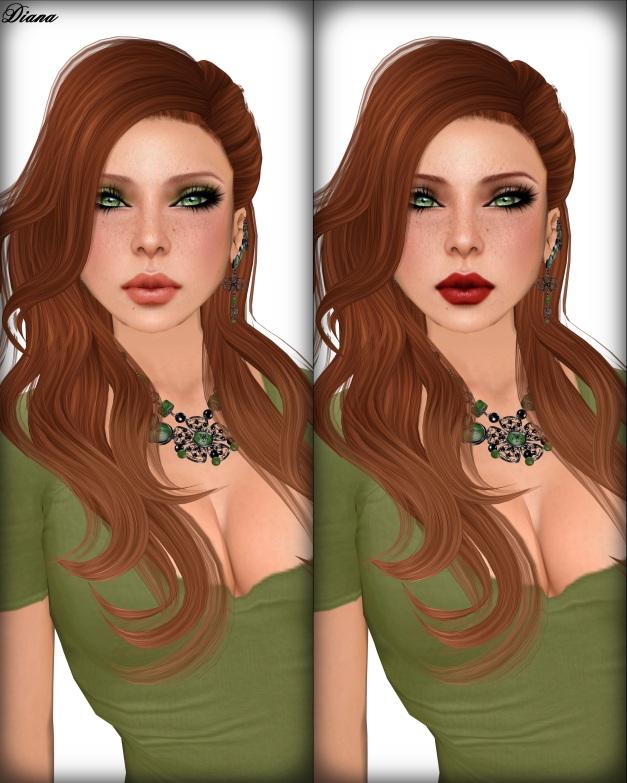 Izzie's - Harlow Redhead - VIP Group Gift Feb 2013