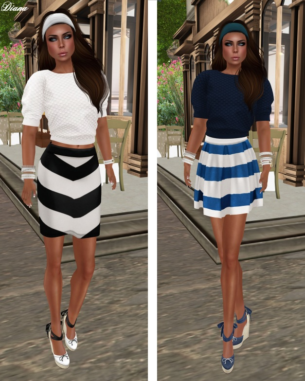 coldLogic - shirt vale and skirt veddar and voores