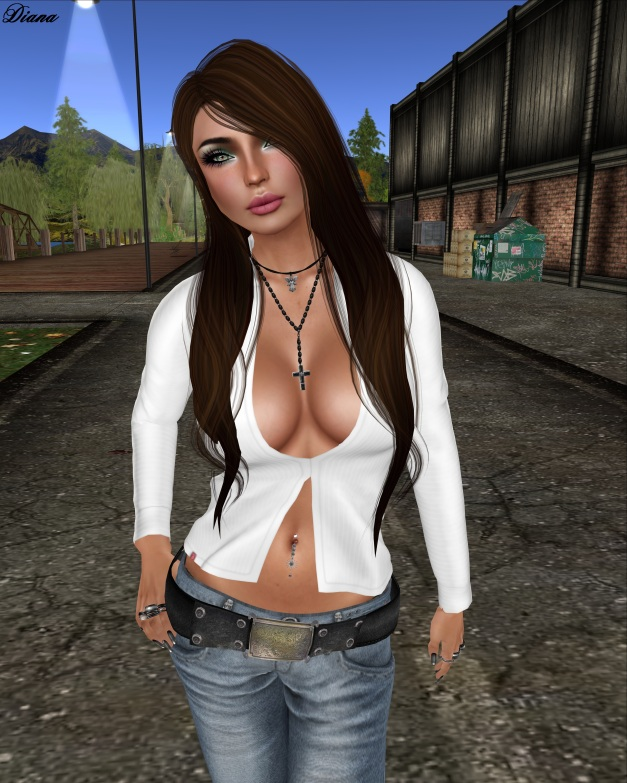 Ducknipple - SLX Outfit Angel-2