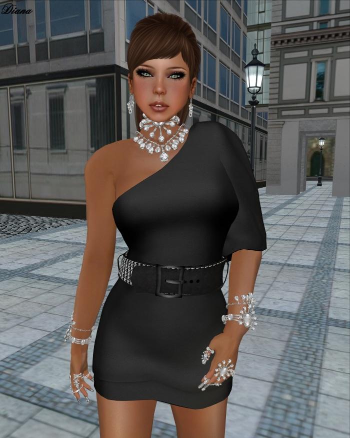 G&D - Dress Mesh Astrea-1