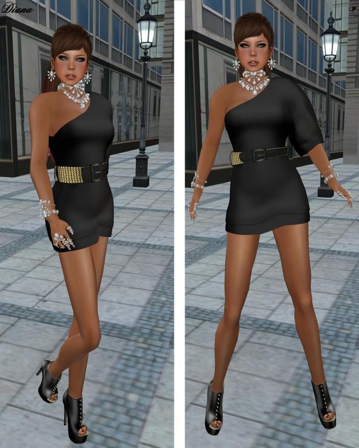 G&D - Dress Mesh Astrea-2