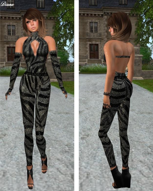 Immerschoen-BodyCult - RnB Queen Suit