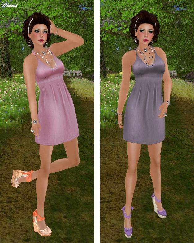 Rebel Hope - Bianca Mesh Dress-2