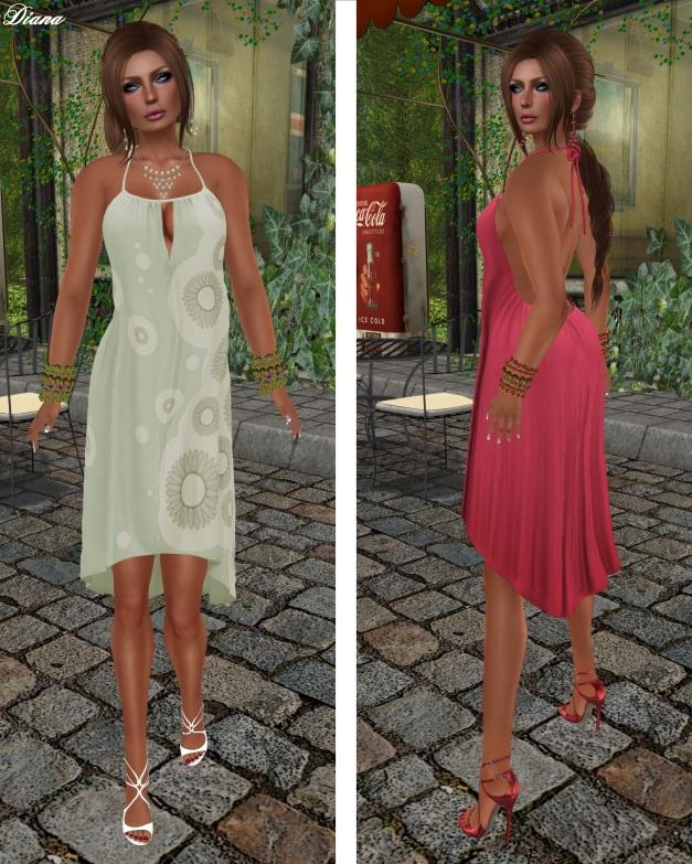 coldLogic - dress babin and bailey