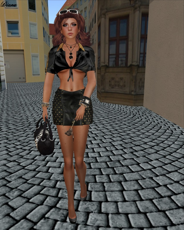 GizzA - Girly Outfit Glam