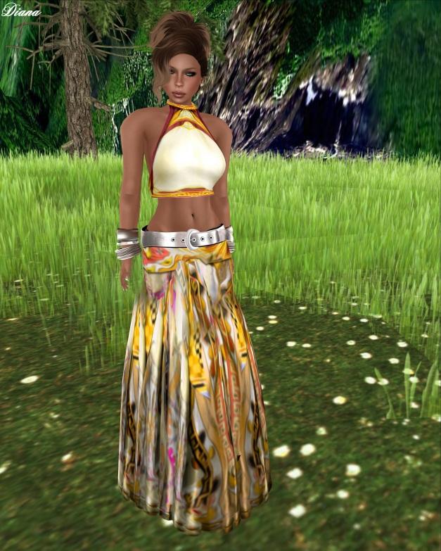 Indyra Originals - Alais Bohemian Set Citrus