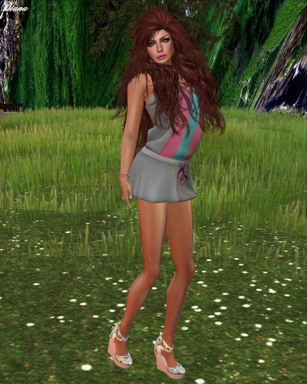 Aux - Tunic Dress (Mute)-1