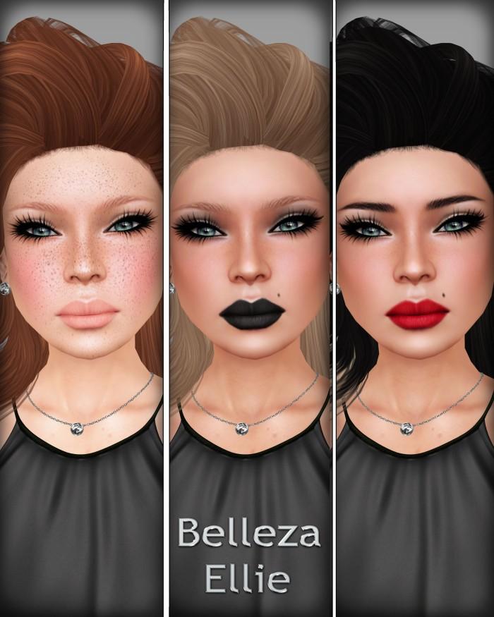 Belleza - Ellie 1-3 Rare