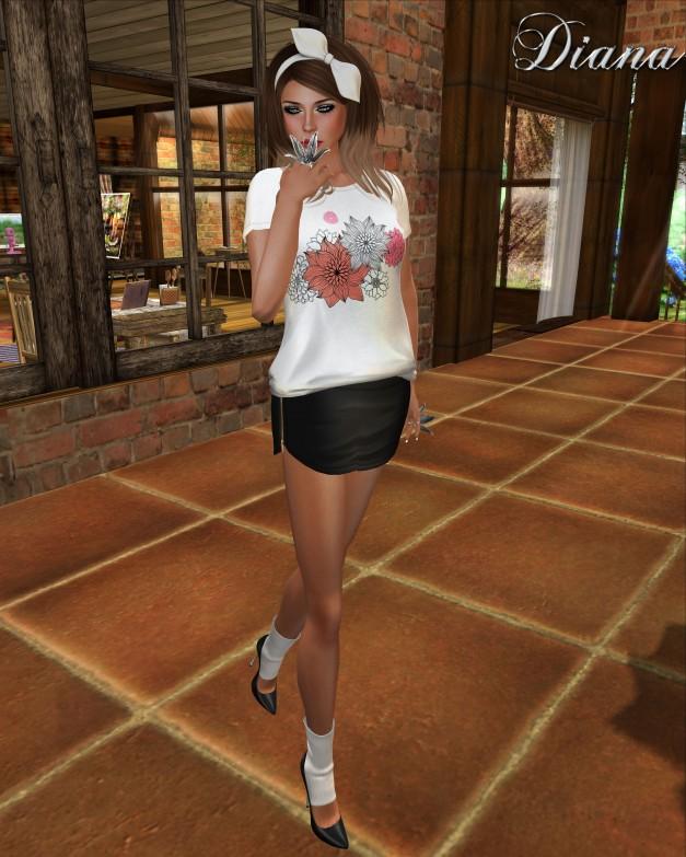 erratic - mindy tshirt and sally zipperskirt-1