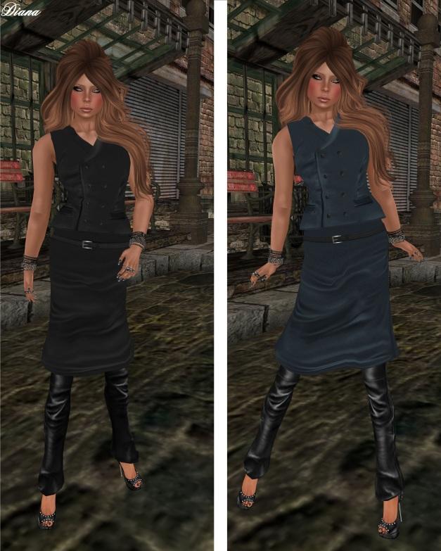 GizzA - Mills Suit