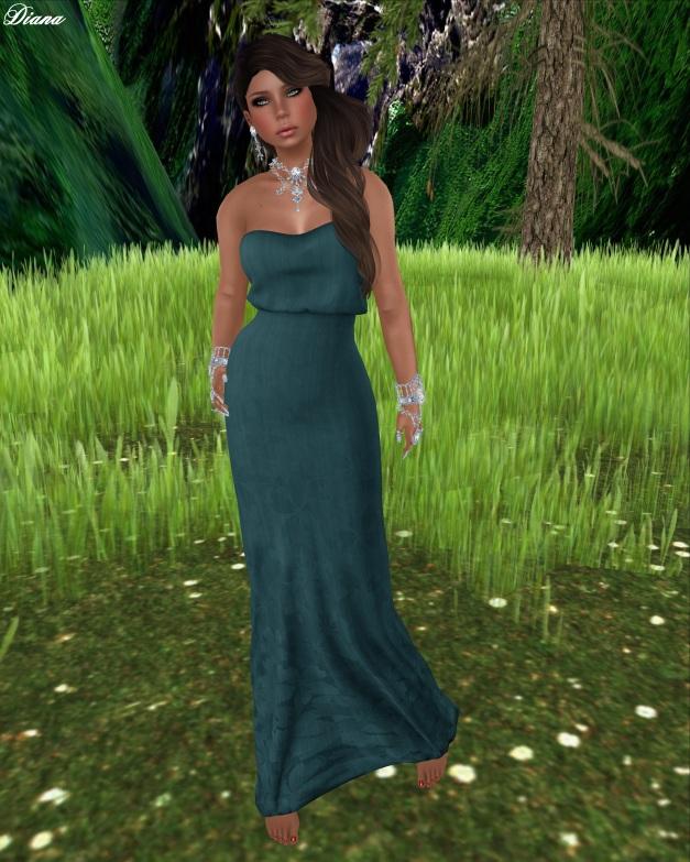 Sassy! - Daydream maxi dress