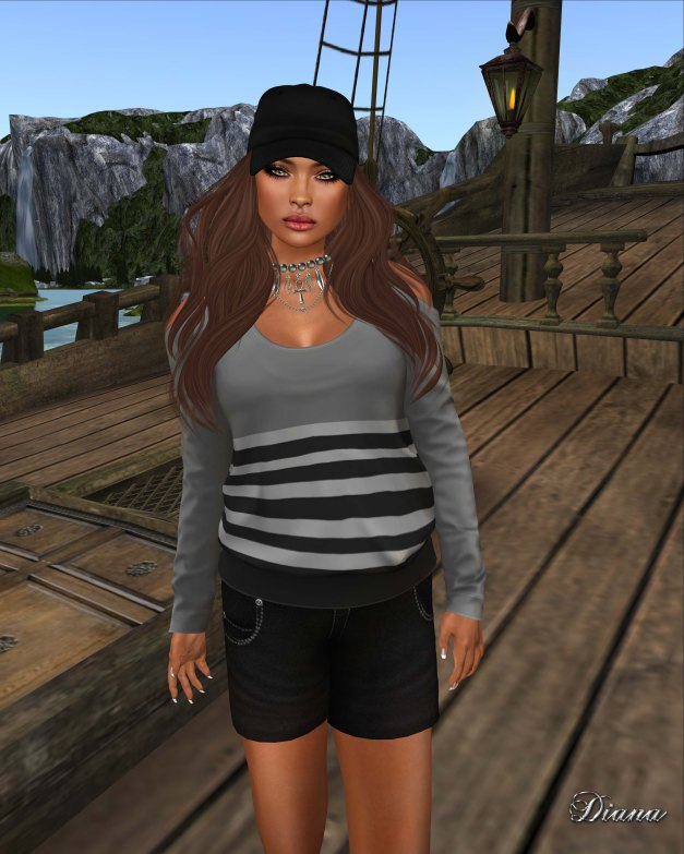 coldLogic - shirt haun and shorts campbell
