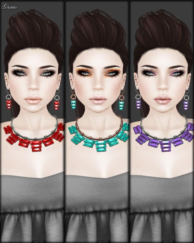 Glam Affair - Margot Petal-2