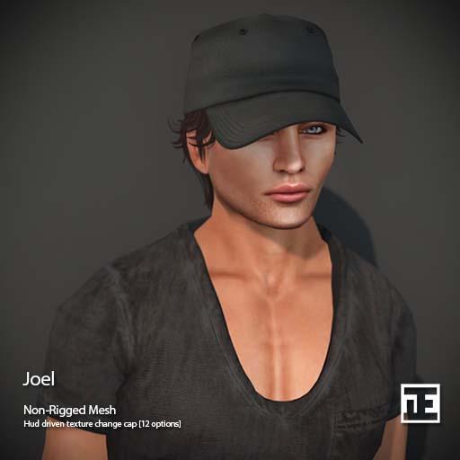 TRUTH HAIR Joel
