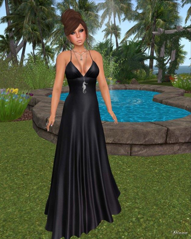 Baiastice - Arya Dress-black