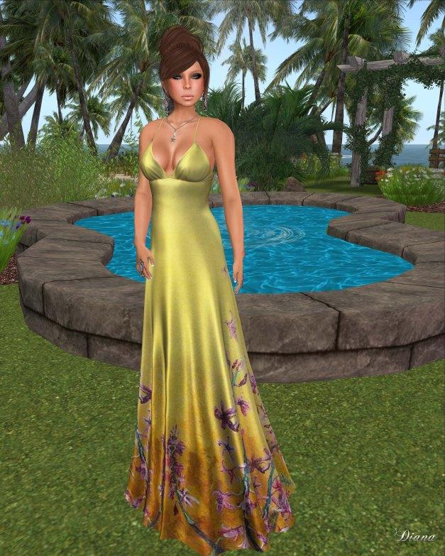 Baiastice - Arya Dress-floral print