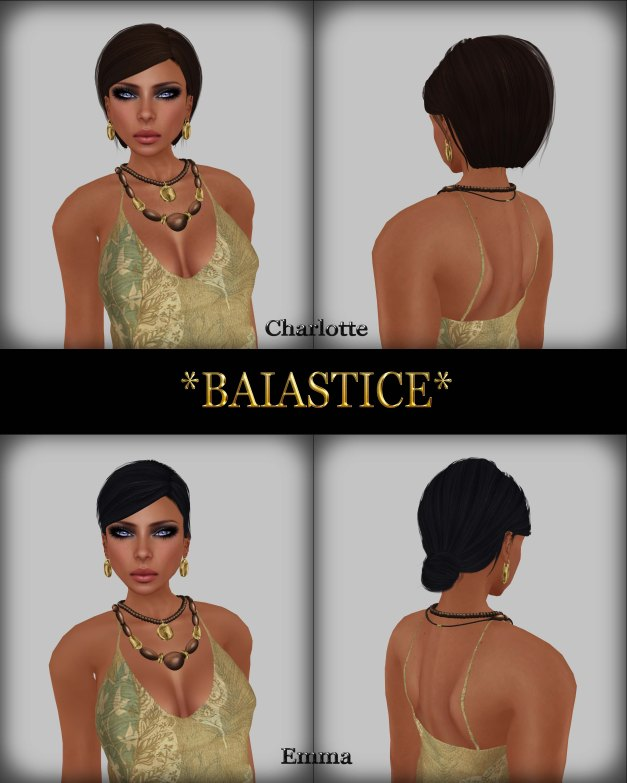 Baiastice - Charlotte and Emma