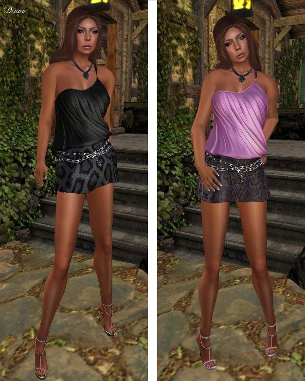 Baiastice - Iman Top and Lima Skirt-1