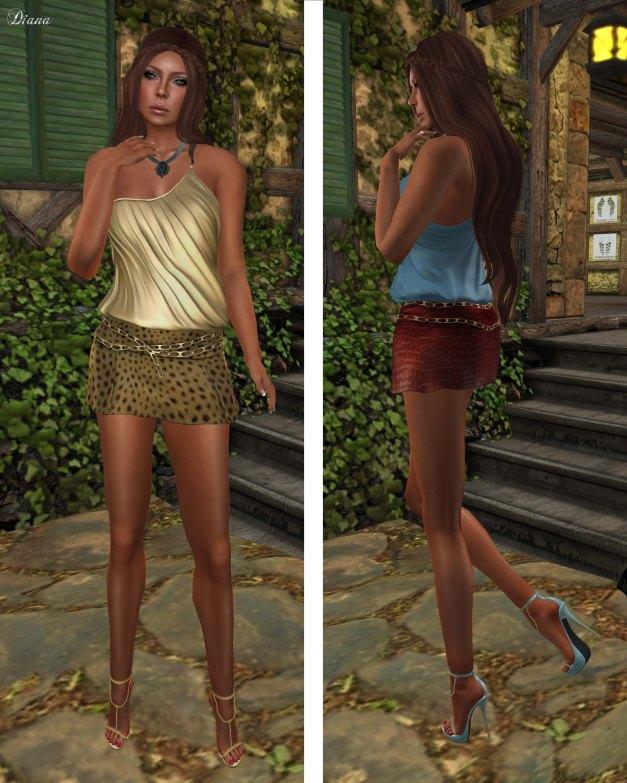 Baiastice - Iman Top and Lima Skirt-2