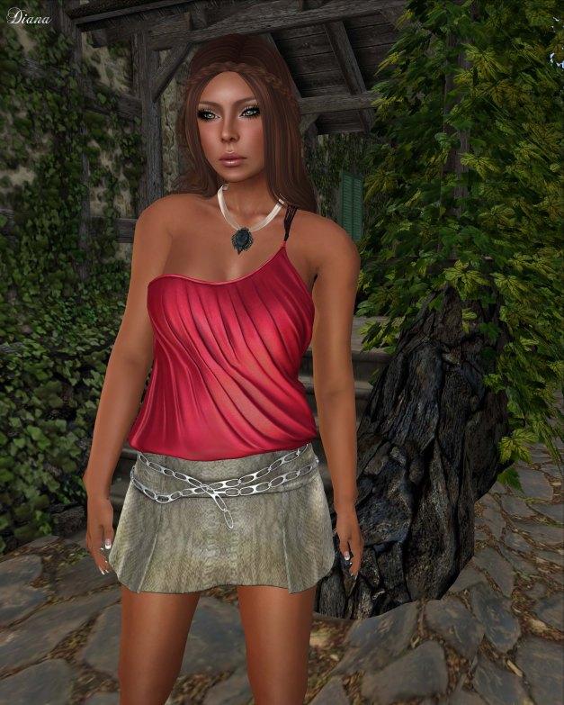 Baiastice - Iman Top and Lima Skirt-3