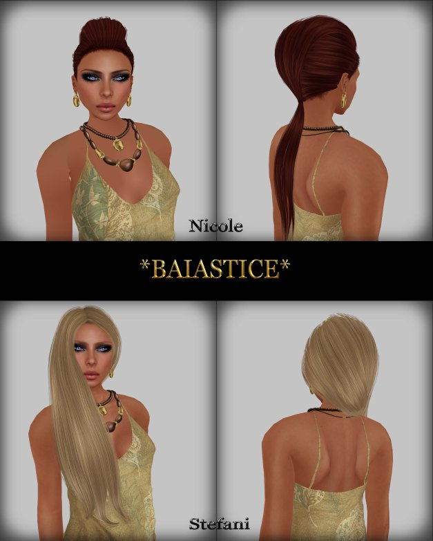 Baiastice - Nicole and Stefani