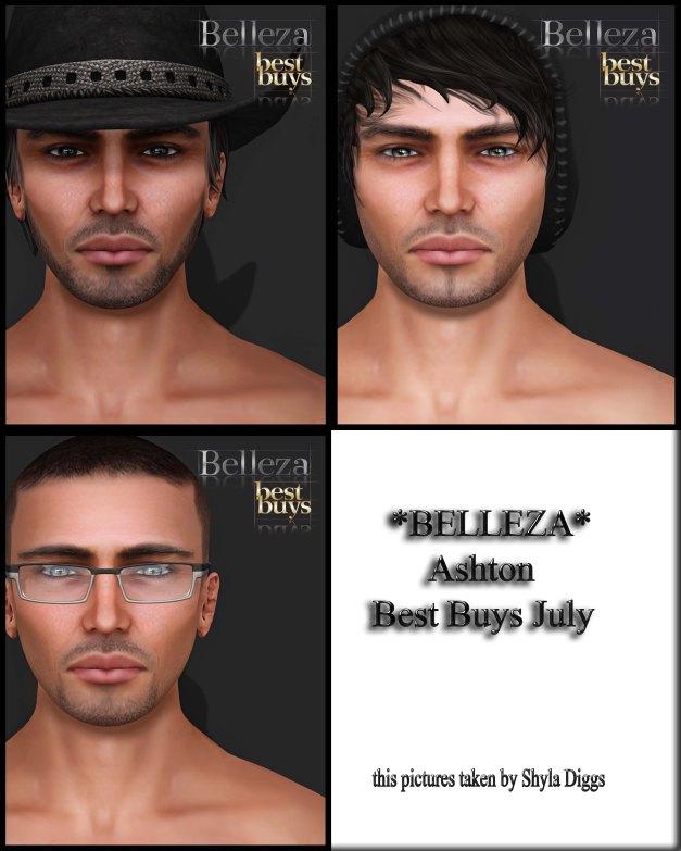 Belleza - Ashton Best Buys July