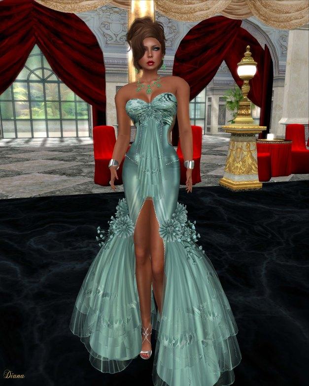 Son!a - Mora Dress Sage