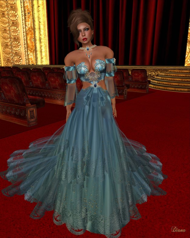 Son!a - Nixia Dress Sky
