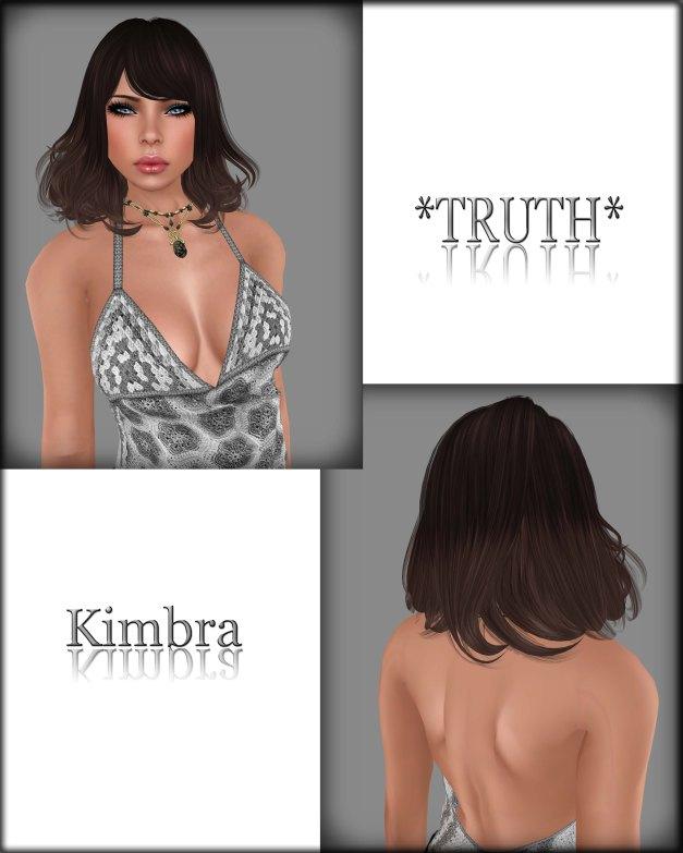 Truth - Kimbra Mesh Browns05Fade