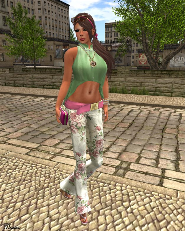 GizzA - Hannah Outfit Vintage