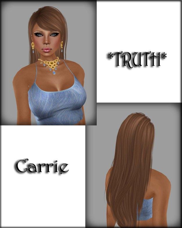 Truth - Carrie Mesh LightBrowns01