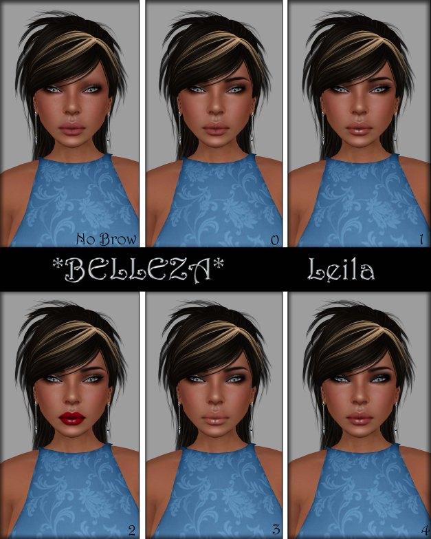 Belleza - Leila Deeptan-1