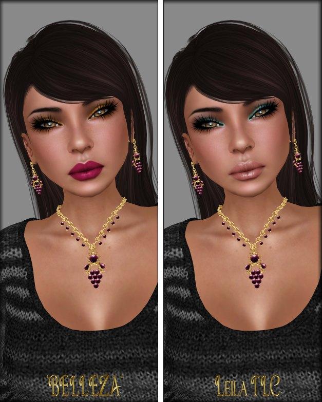 Belleza - Leila TLC 1 and 2