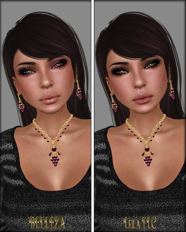 Belleza - Leila TLC 3 and 4