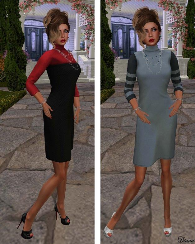 coldLogic - dress bresche and denning