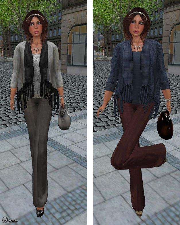 coldLogic - shirt decker,shirt hedley and pants fortier